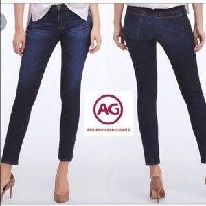[AG] Stilt Cigarette Leg Jeans
